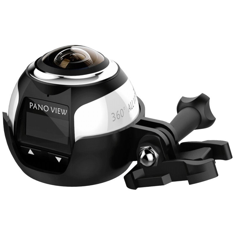 The Pano-View 360° VR Camera