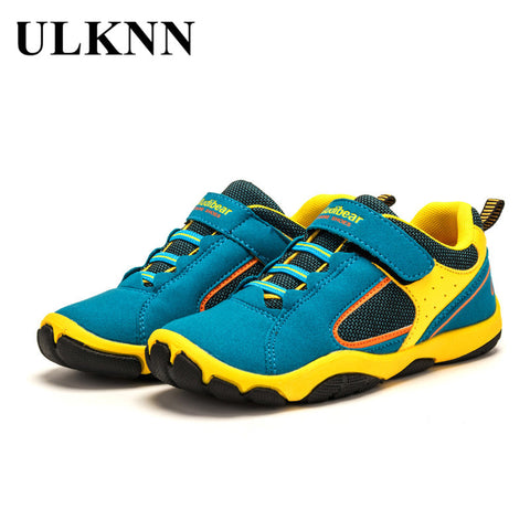 boys girls sports shoes skid resistance rubber sole kids walking shoes Spring Autumn children's fashion sneakers