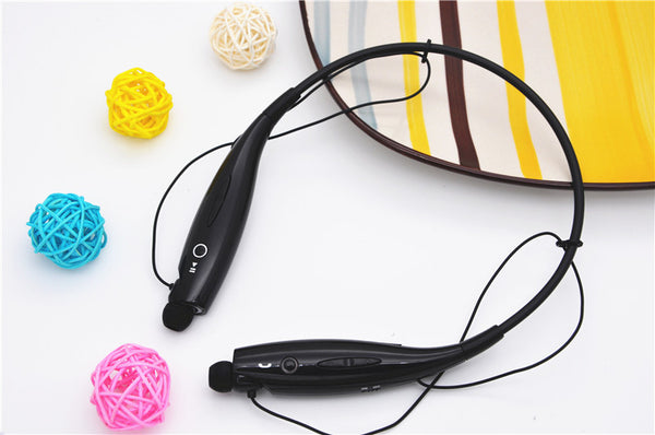 Wireless Headset Sports Bluetooth Earphones Headphone with Mic Bass  for iphone Xiaomi Mobile Phone