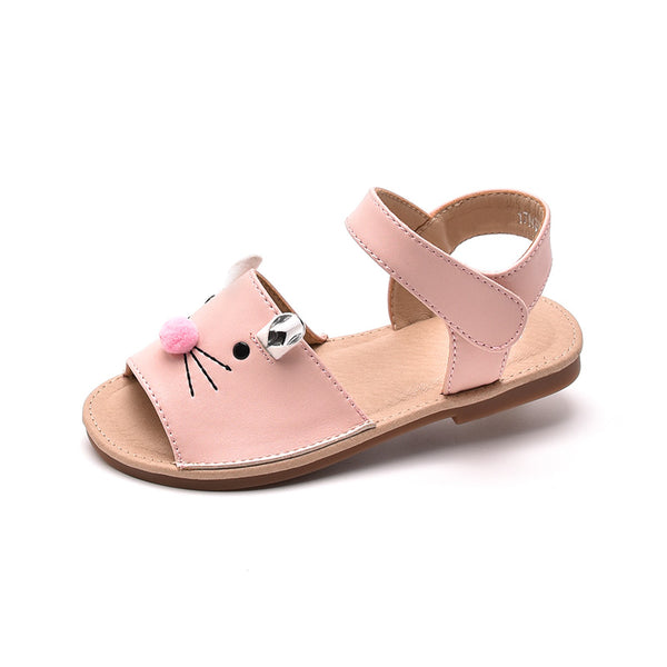 children shoes summer princess sandals cute female child sandals