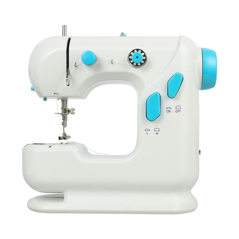 Multifunction Mini Handheld Sewing Machines Dual Speed Double Thread Extraordinary How To Thread Handheld Sewing Machine