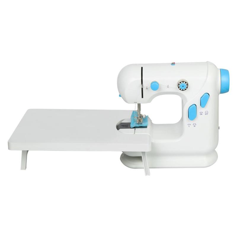 Multifunction Mini Handheld Sewing Machines Dual Speed Double Thread EU  Electric Automatic Tread Rewind Sewing Machines