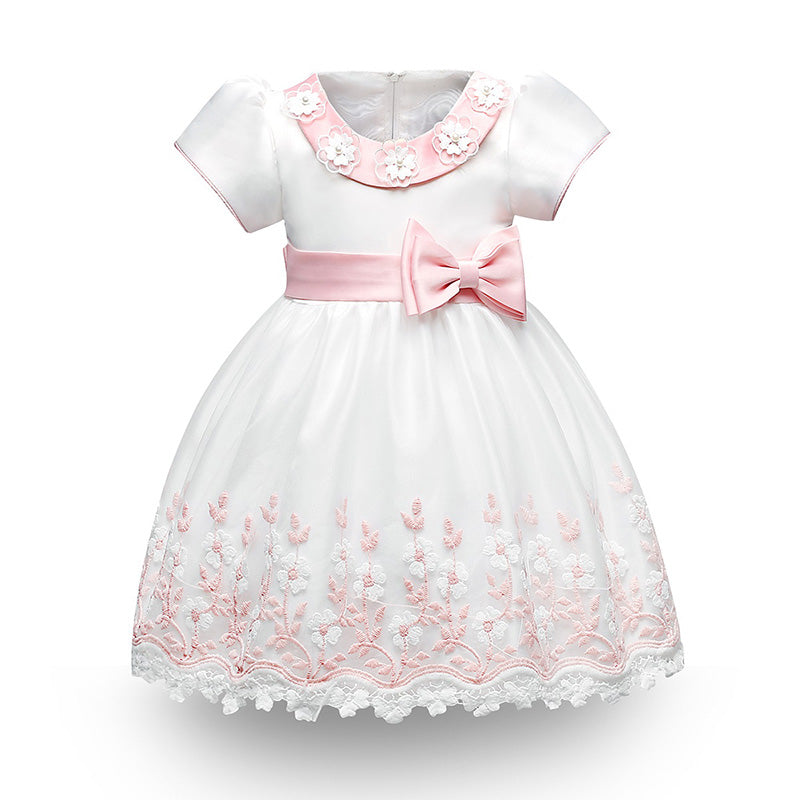 3b84d2296052 Baby Girl 1 Year Birthday Party Dress Tulle Toddler Girl Dress ...