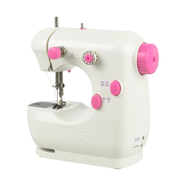 Portable Electric Handheld Sewing Machine Dual Speed Adjustment AC100-240V