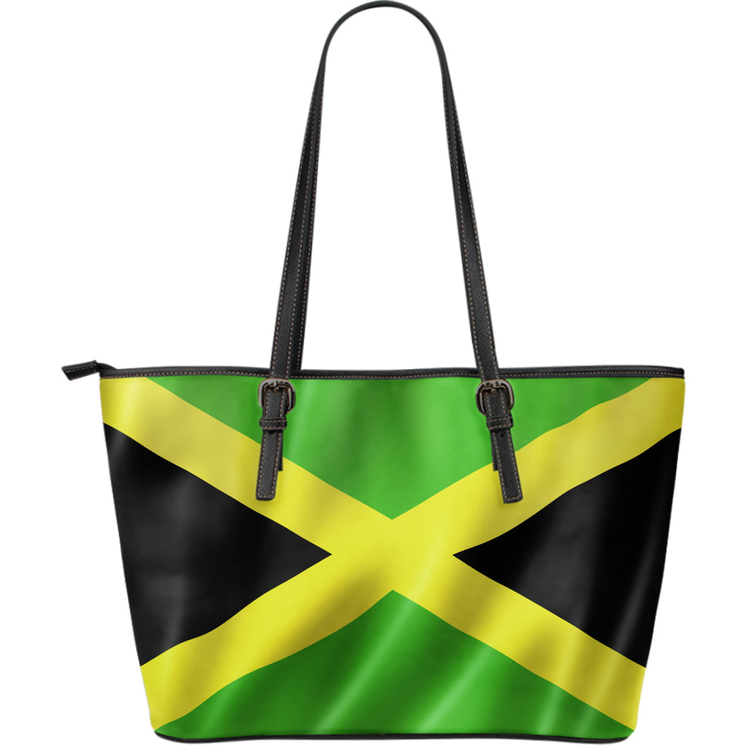 Jamaica - Large Leather Tote Bag