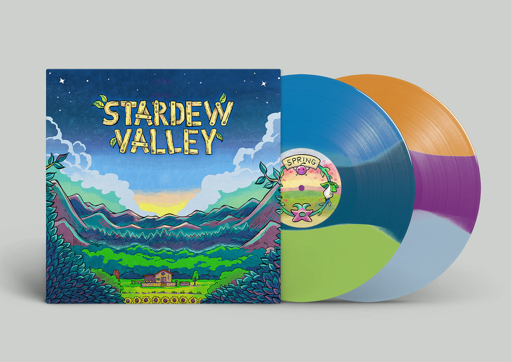 We're bringing Stardew Valley to vinyl!