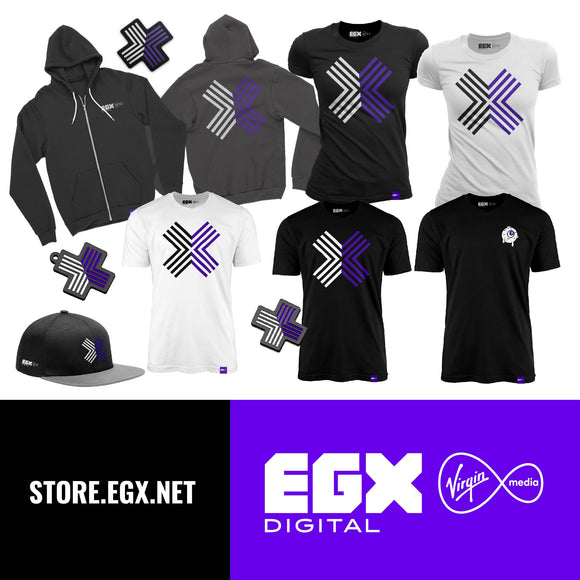 EGX Digital Logo Range