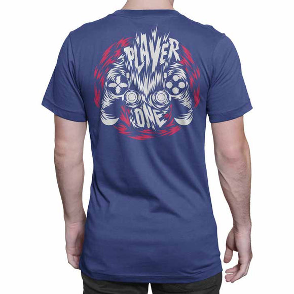 EGX Player One T-Shirt - Dark Blue