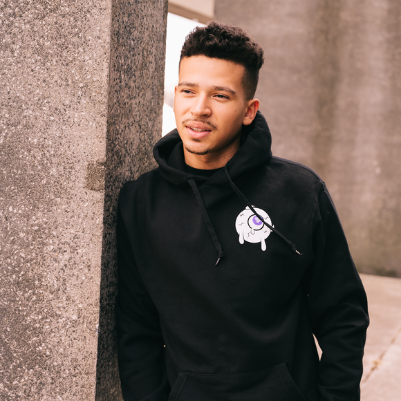 EGX Blurred Vision  Hoody - Black