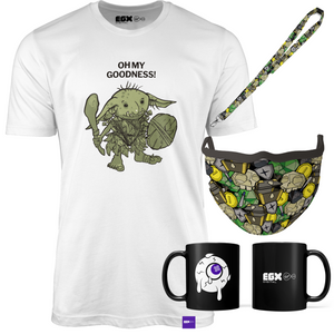 Dicebreaker - Tim the Goblin T-Shirt Bundle