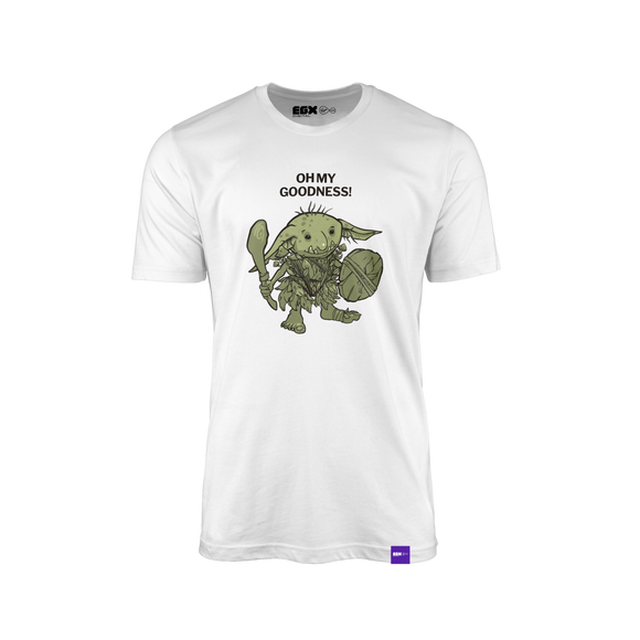Dicebreaker - Tim the Goblin T-Shirt - EGX Digital Exclusive