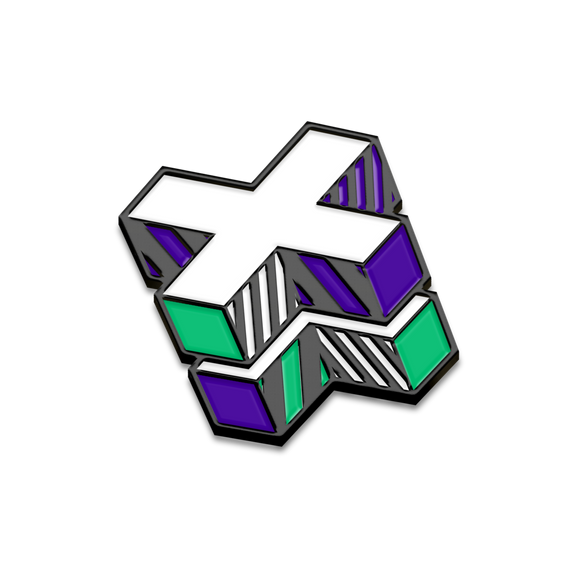 EGX Digital Celebration Pin Badge