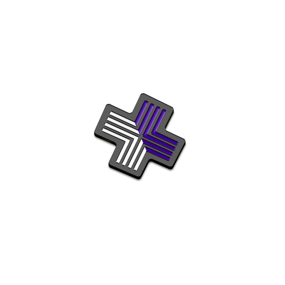 EGX Digital Logo Enamel Pin