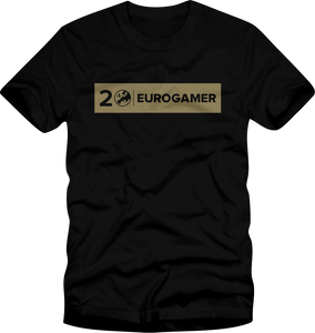 Eurogamer Gold T-Shirt