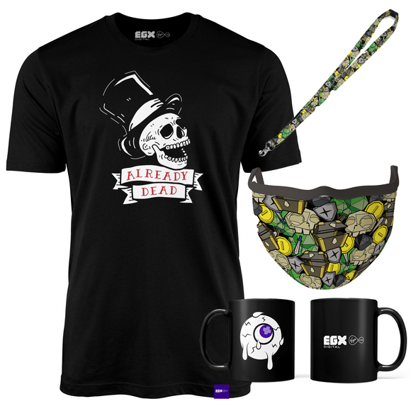 OX - 'Already Dead' T-Shirt Bundle
