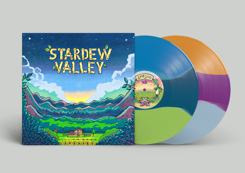 Stardew Valley 2LP Vinyl Record