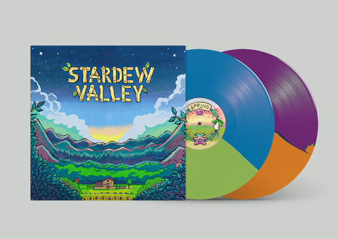 Stardew Valley 2LP Vinyl Record - 2nd Pressing