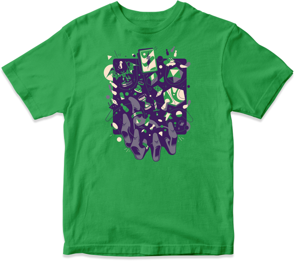 EGX Tabletop T-Shirt - Green