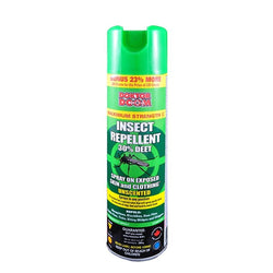 Doktor Doom Maximum Strength 30% Deet Repellent 284 Grams