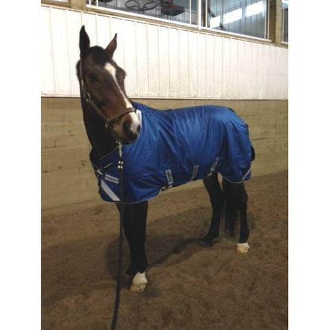 HORSELiFE 1680 Denier Ballistic Nylon Winter Turnout 200 Grams of Fill with Hood