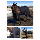 HORSELiFE Original 1200 Denier Ripstop Winter Turnout 330 Grams of Fill With Hood
