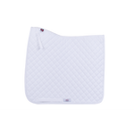Ogilvy Jumper BabyPad White with  White Piping and White Binding