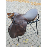 "Stubben Siegfried Saddle - 17.5"" Used"