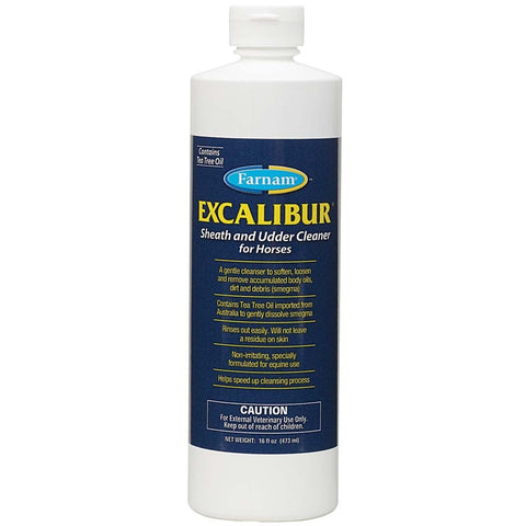FARNAM EXCALIBUR SHEATH AND UDDER CLEANER 473ml