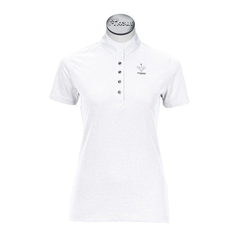 Pikeur Ladies Competition Shirt White