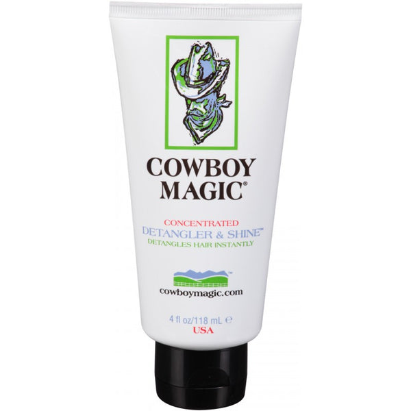 COWBOY MAGIC DETANGLER & SHINE 4 OZ. TUBE