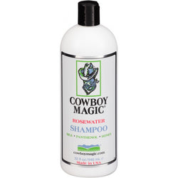 COWBOY MAGIC ROSEWATER SHAMPOO 32 OZ.