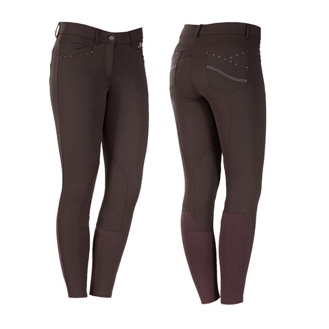 B Vertigo Olivia Luxury Knee Patch Breeches