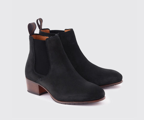 Dubarry Bray Chelsea Boot - Black