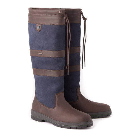 Dubarry Galway ExtraFit™- Navy/Brown