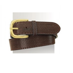 "Ovation ""Bullfrog"" Belt Brown"