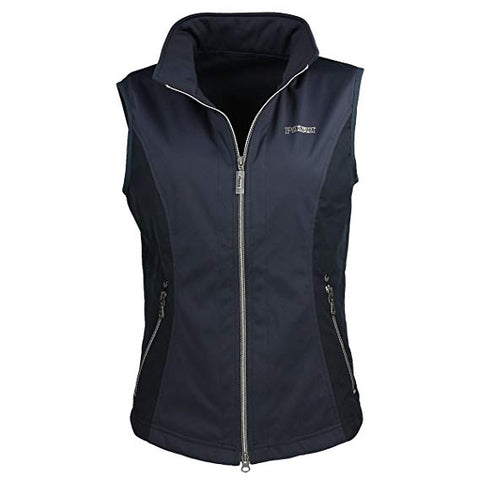 PIKEUR NIKA WATER-REPELLENT SOFTSHELL VEST