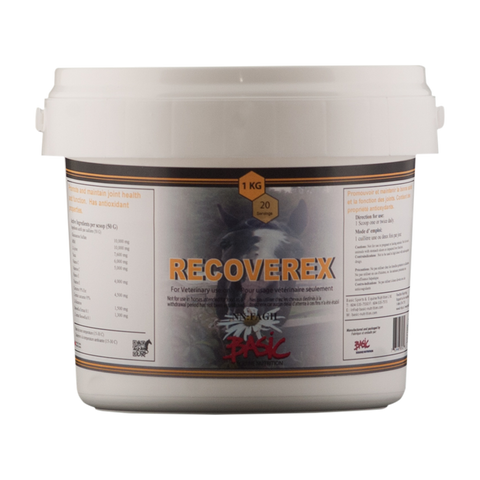 Basic Equine Nutrition Recoverex 1KG