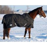 Pessoa 1680D Turnout Blanket with 360G of Fill with Hood