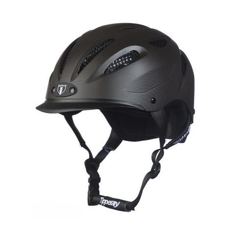 Tipperary Sportage 8500 Helmet Cocoa Brown