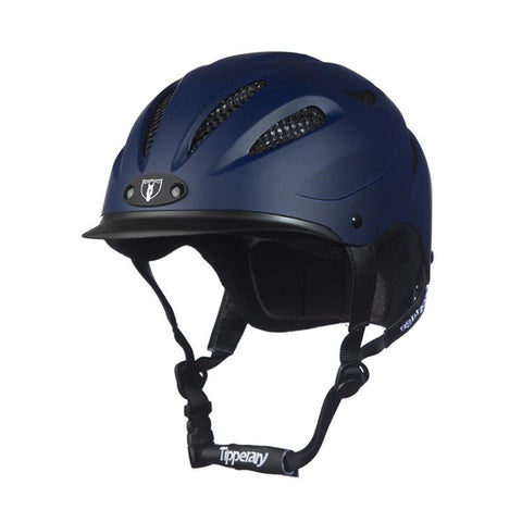 Tipperary Sportage 8500 Helmet Navy Blue