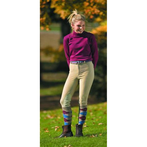 TUFFRIDER CHILDS BREECH RIBBED