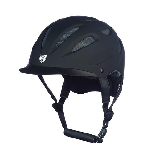 Tipperary Sportage Hybrid 8700 Helmet Black Carbon Grey