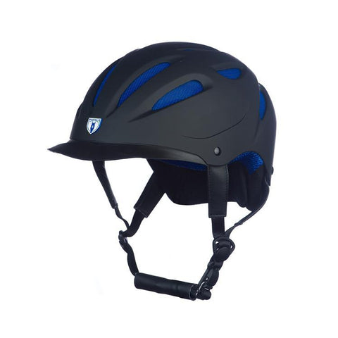 Tipperary Sportage Hybrid 8700 Helmet Black Royal Blue