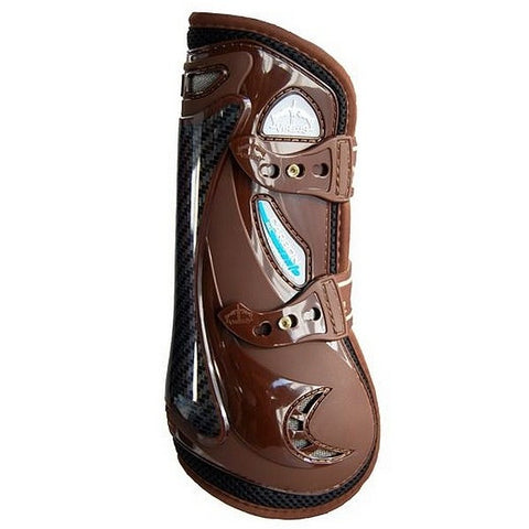 VEREDUS CARBON GEL VENTO FRONT BOOT Brown