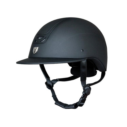 Tipperary Royal 9500W Helmet Wide Brim Matte Black X-Small