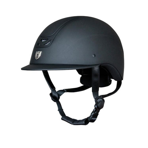 Tipperary Royal 9500 Helmet Traditional Matte Black