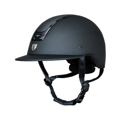 Tipperary Royal 9501W Helmet Wide Brim Gloss Trim X-Small