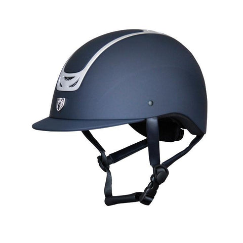 Tipperary Royal 9502 Helmet Traditional Matte Blue