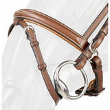 Antares Fancy Stitch Padded with Rubber Reins