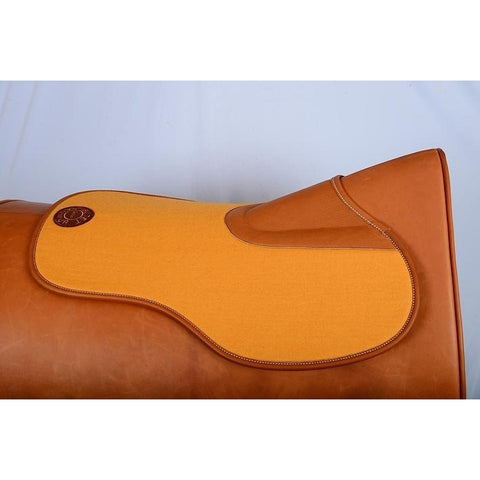 Butet Felt and Calfskin Pad